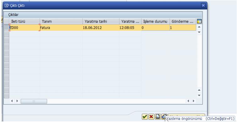 SAP Satış ve Dağıtım ( SD ) Faturalama Süreci