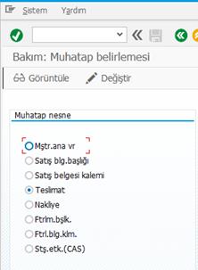SD SATIŞ SİPARİŞİ