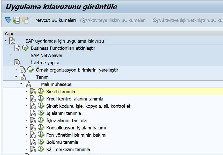 Sap gui arayüzünü türkçe yapamıyorum