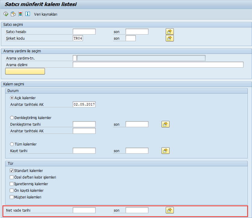 SAP IBP - Veri Entegrasyonu ve Teknikleri