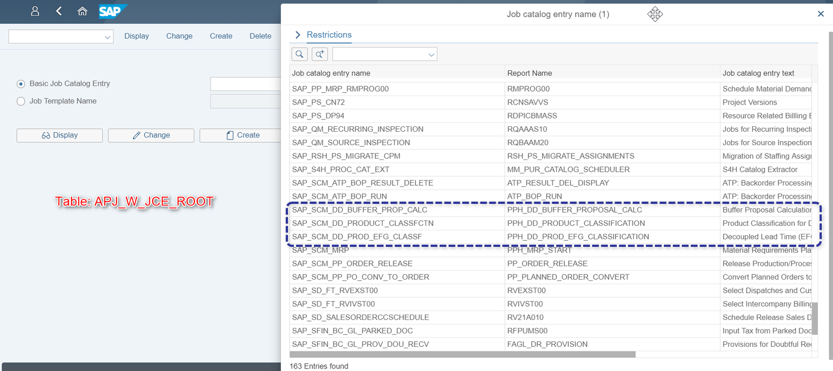Activate Job Template in S/4 HANA
