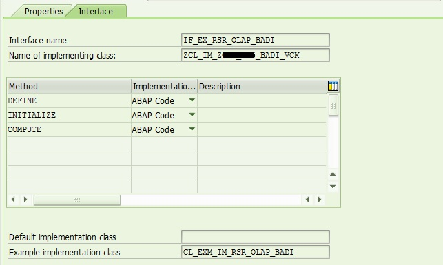 Virtual Char/KF in SAP BW 7.4 (w/o changing Cube)