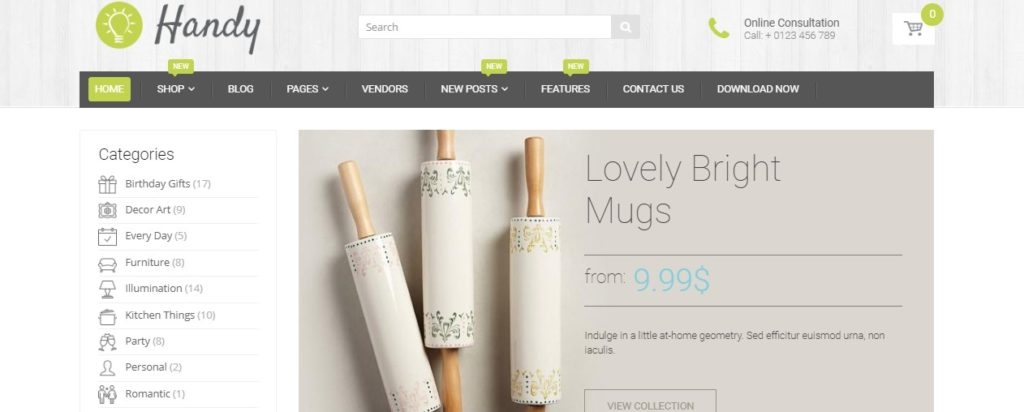 12 Beautiful Ecommerce Website Designs for Shopify in 2018 - SAP
