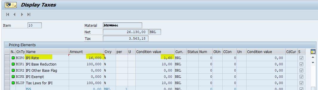 Brazilian IVA Configuration – Basics