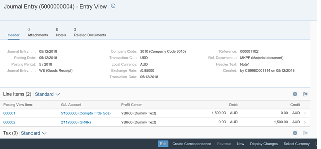 Flexible Workflow for Purchase Order and PO to Invoicing Process in S/4HANA Cloud