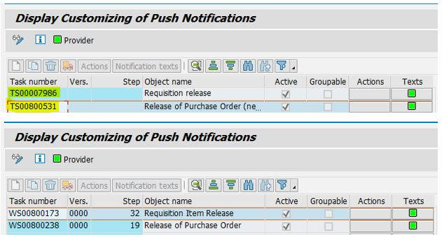 Features and Limitations – Flexible workflow For PR and PO in S4 HANA on premise